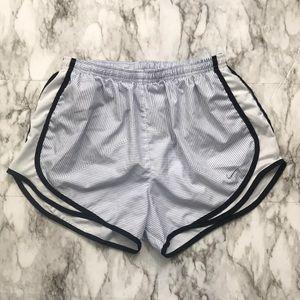 Nike Pin Stripe Tempo Shorts